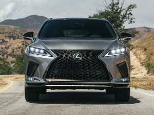 36 All New Lexus Es 350 F Sport 2020 Performance