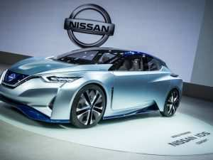 36 All New Nissan Autonomous Car 2020 Style