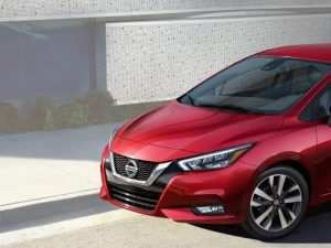 36 All New Nissan Versa 2020 Release Date New Model and Performance