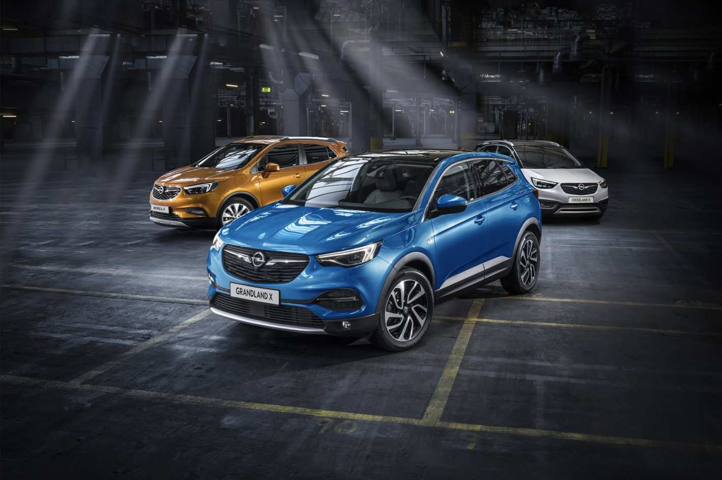 36 All New Opel Karl 2020 New Concept