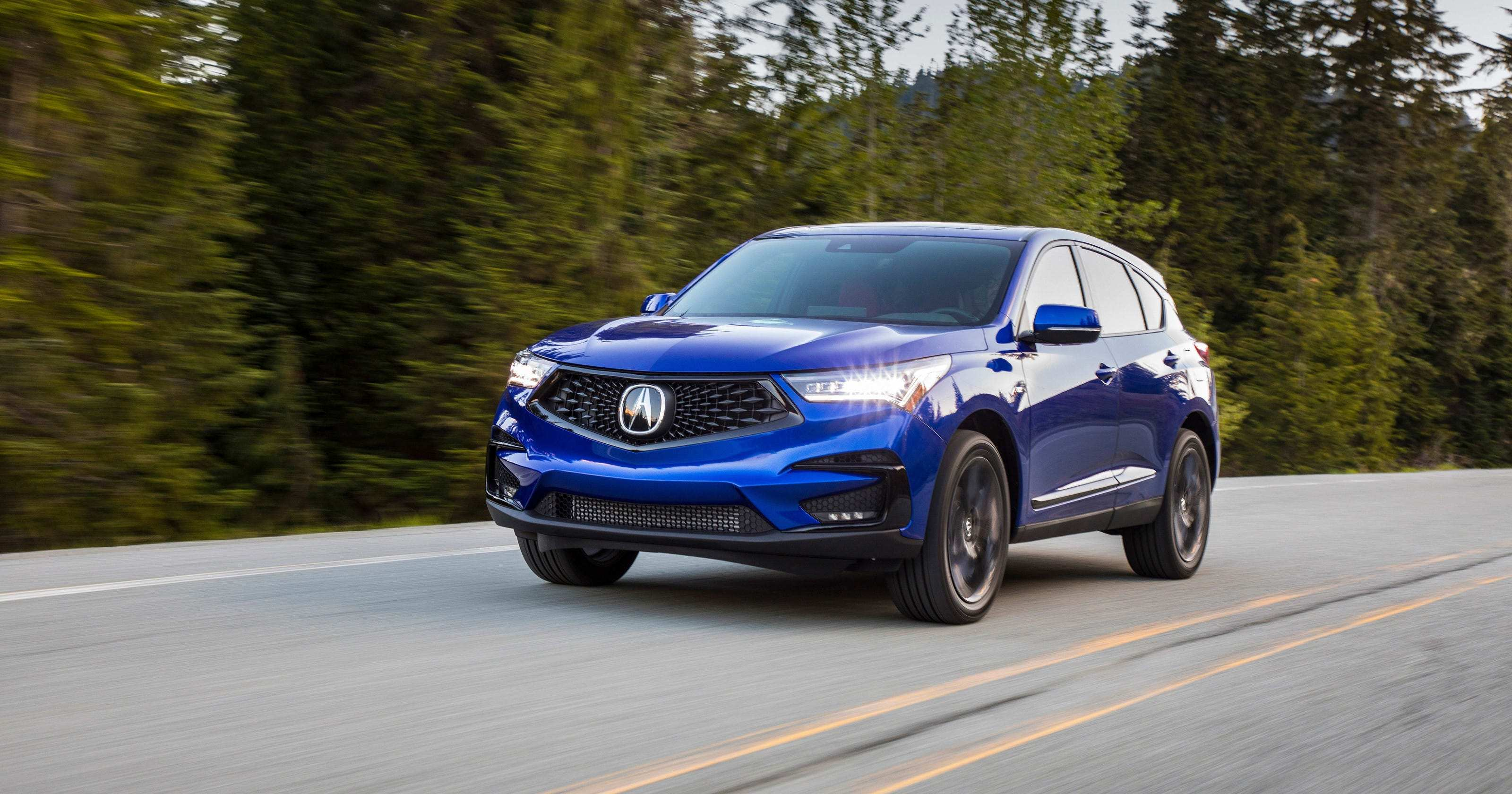 36 Best 2019 Acura Rdx Changes Redesign And Concept