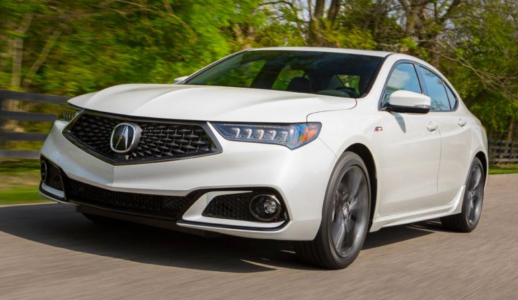 36 Best 2019 Acura Tlx Rumors Performance And New Engine