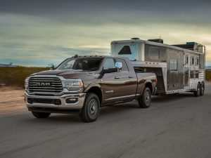 2019 Dodge 3500 Towing Capacity
