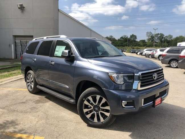 36 Best 2019 Toyota Sequoia First Drive