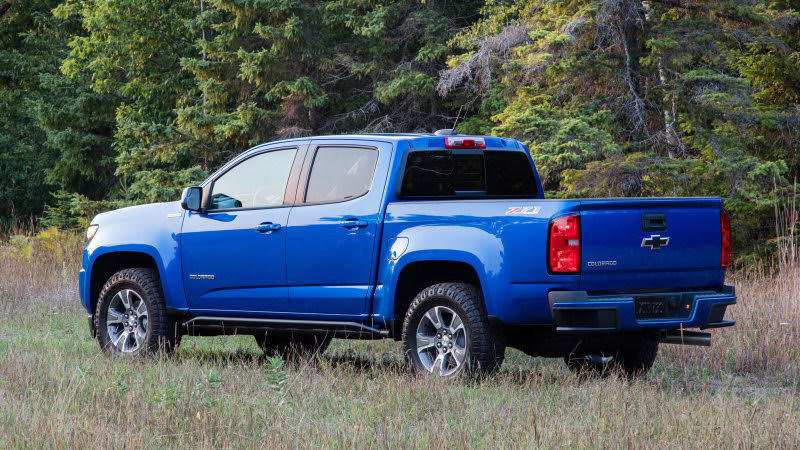 36 Best Chevrolet New Trucks 2020 Speed Test