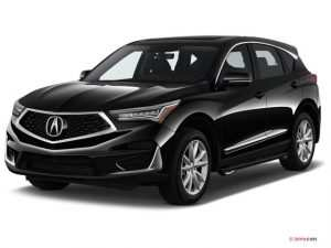 36 New 2019 Acura Rdx Images New Review