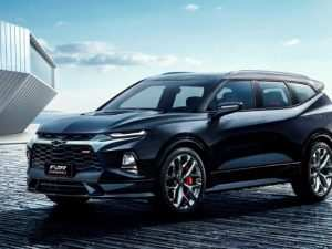 36 New All New Chevrolet Trailblazer 2020 New Concept