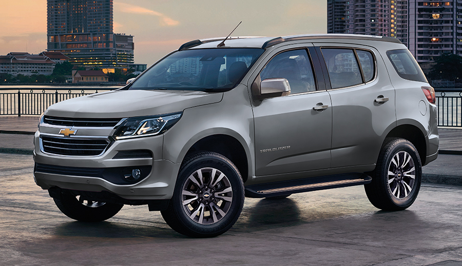 36 New All New Chevrolet Trailblazer 2020 Picture
