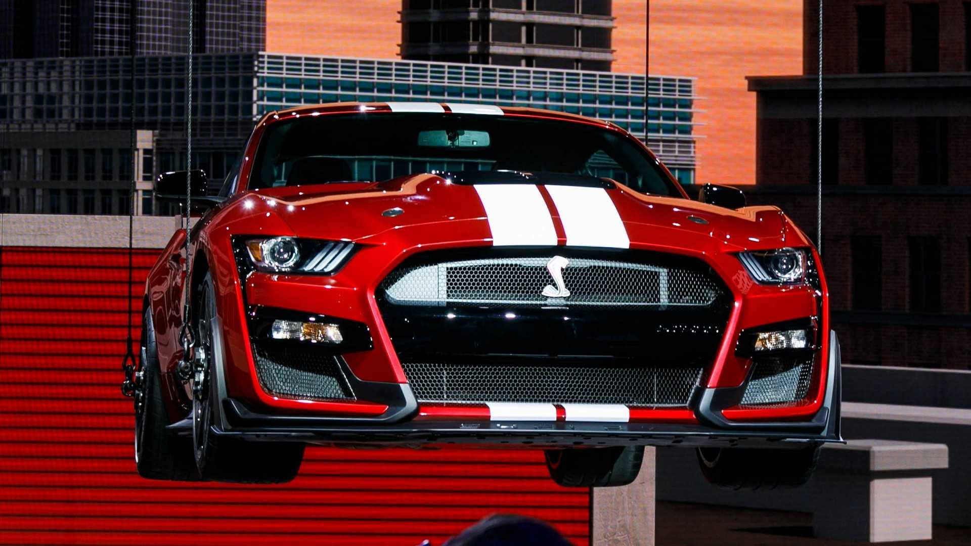 36 New Ford Shelby 2020 Gt500 Review