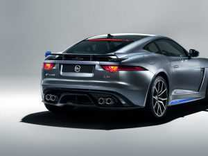 36 New Jaguar Svr 2019 History