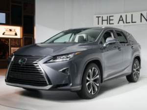 36 New Lexus Rx 350 Changes For 2020 Redesign and Concept