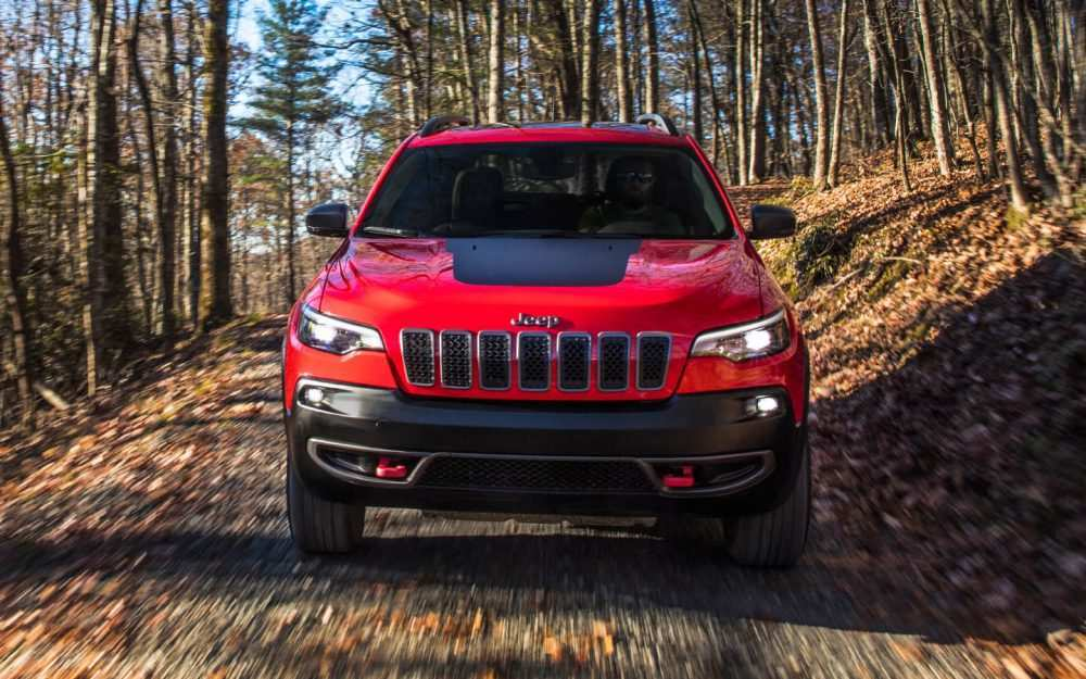 36 The 2019 Jeep Cherokee Kl Research New