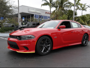 36 The 2020 Dodge Charger Scat Pack Picture