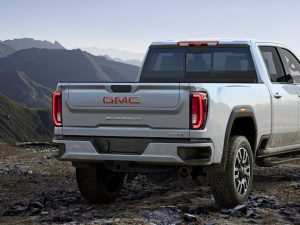 36 The 2020 Gmc 2500 6 6 Gas Specs Performance and New Engine