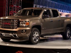 36 The 2020 Gmc Canyon Spy Shoot