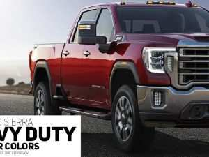 36 The 2020 Gmc Sierra 2500 Engine Options Configurations