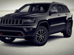 36 The 2020 Jeep Grand Cherokee Hybrid New Model and Performance