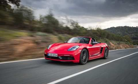 36 The 2020 Porsche Boxster Price And Review