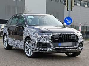 36 The Audi Q7 2020 Facelift Style