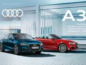36 The Audi Vorsprung 2020 New Review