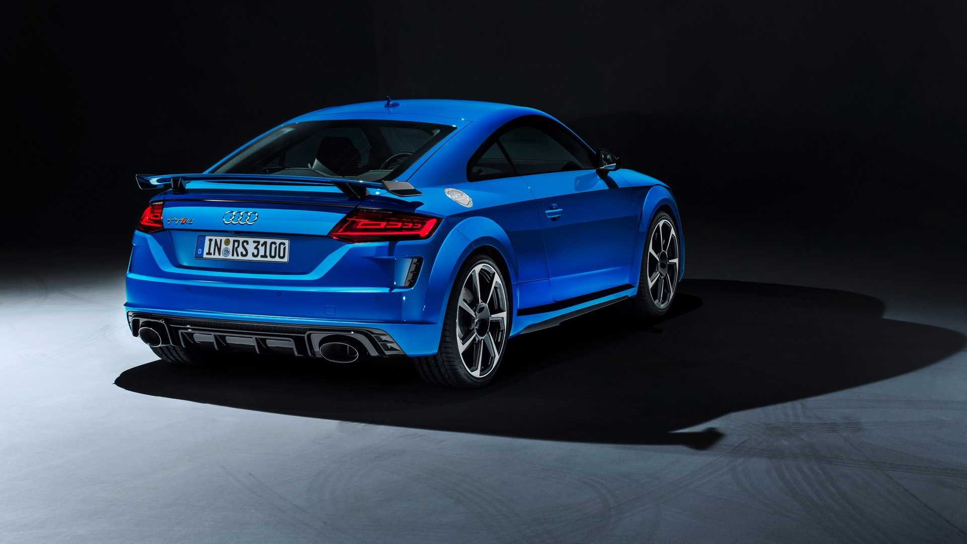 36 The Best 2019 Audi Tt Rs Release Date And Concept