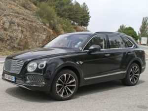 36 The Best 2019 Bentley Truck Review and Release date