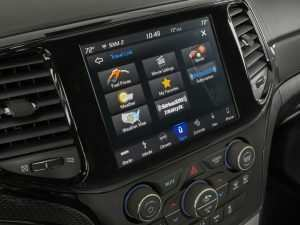 36 The Best 2019 Dodge Touch Screen Review