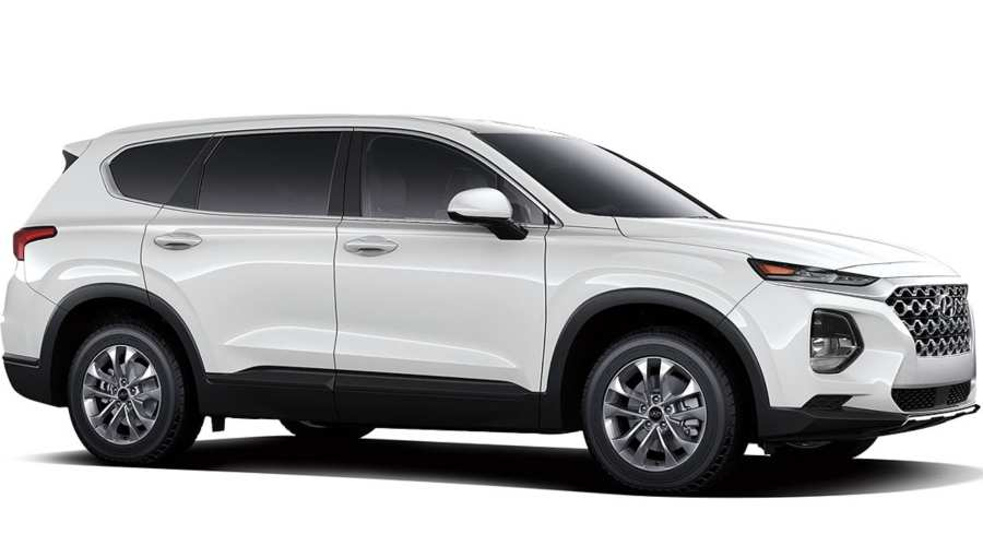36 The Best 2019 Hyundai Santa Fe Pickup Exterior