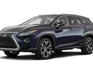 36 The Best 2019 Lexus Jeep Review