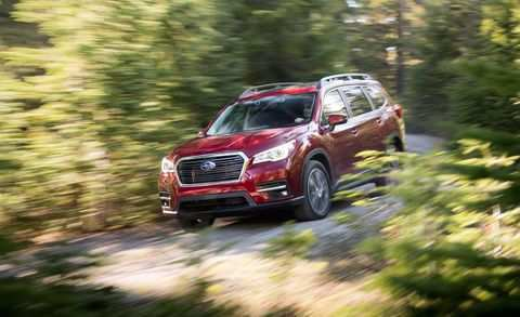 36 The Best 2019 Subaru Ascent Mpg Pictures