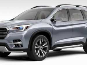 36 The Best 2019 Subaru Ascent Release Date History