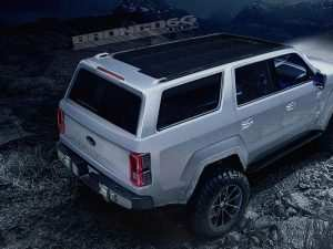 36 The Best Pictures Of The 2020 Ford Bronco Spy Shoot
