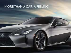36 The Lc Lexus 2019 First Drive
