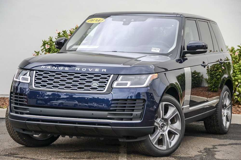 36 The New Land Rover Range Rover 2019 Prices