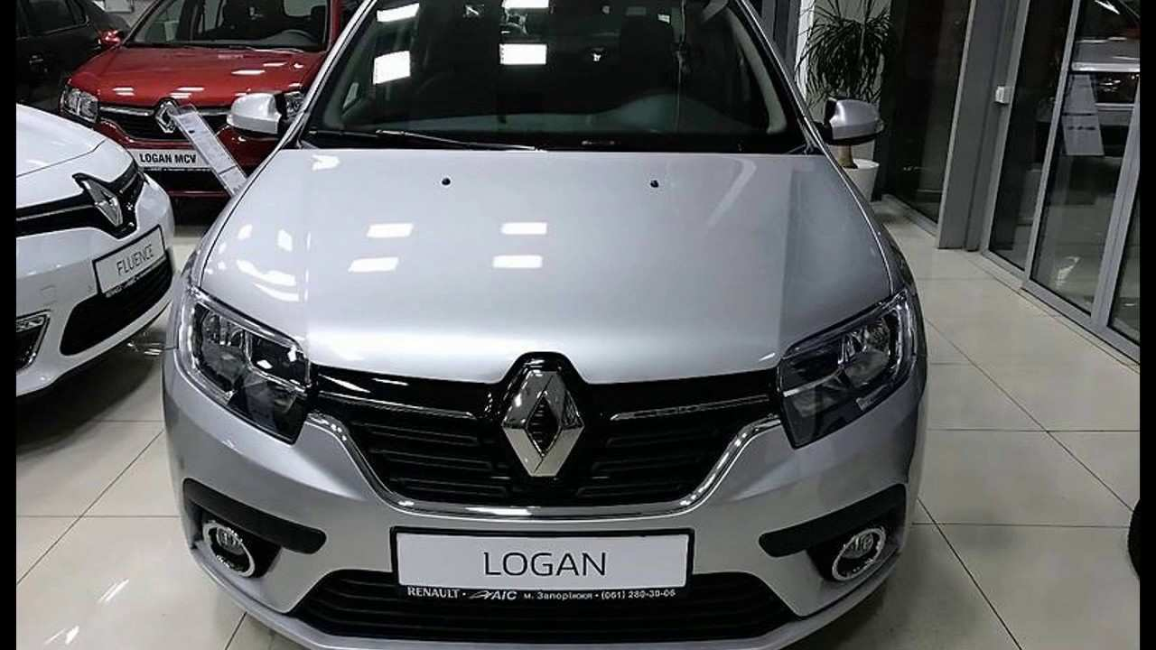 36 The Renault Logan 2020 Overview
