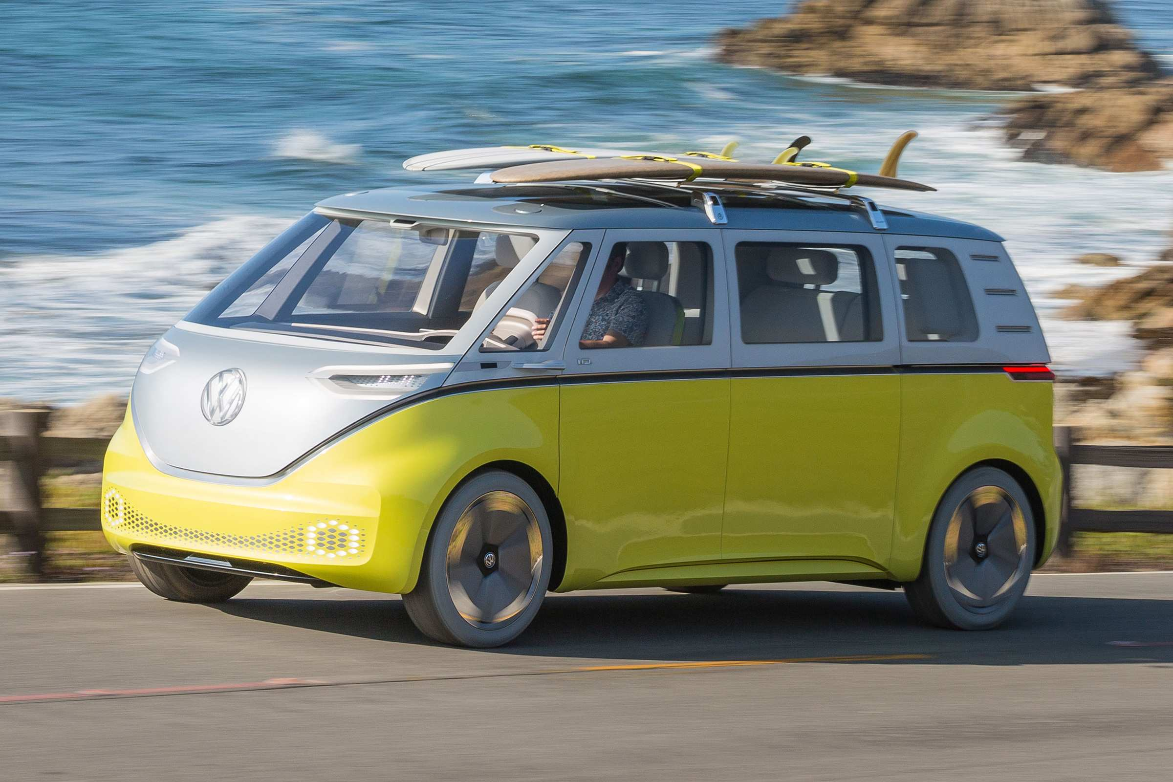 36 The Volkswagen Camper Van 2020 Photos