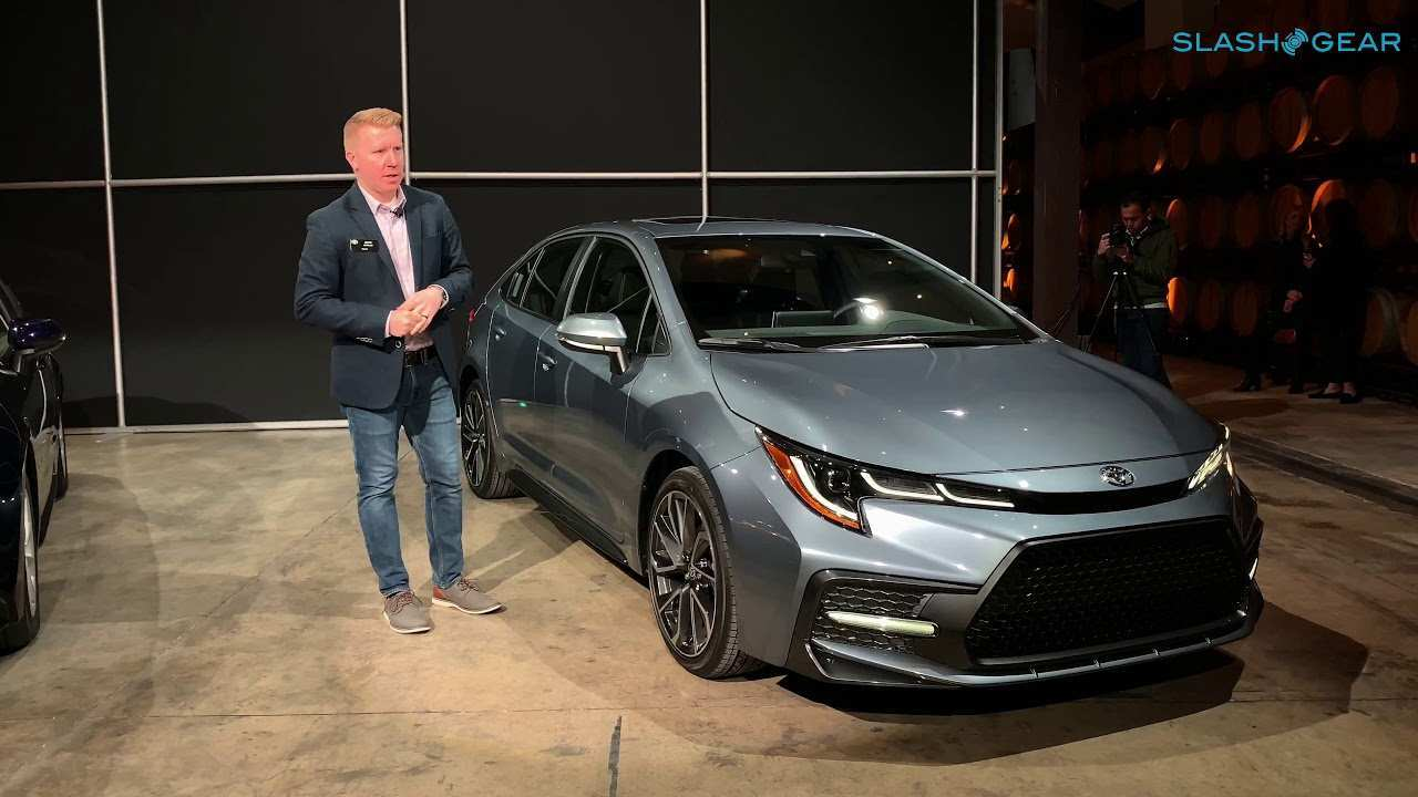 36 The When Will The 2020 Toyota Corolla Be Available Redesign and Concept