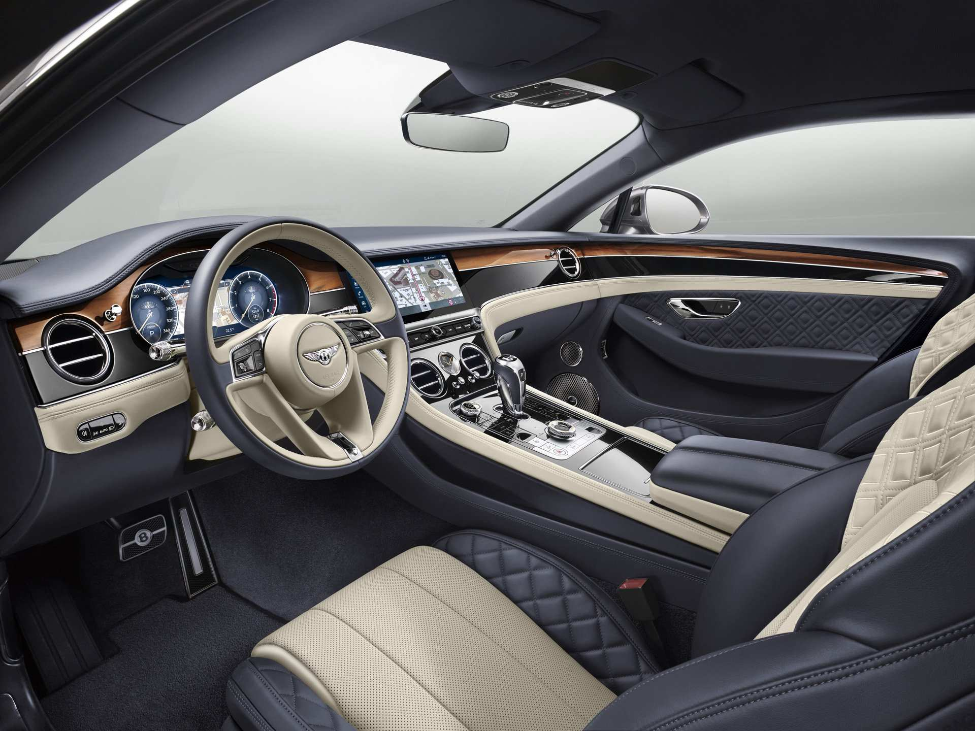 37 A 2019 Bentley Flying Spur Spesification