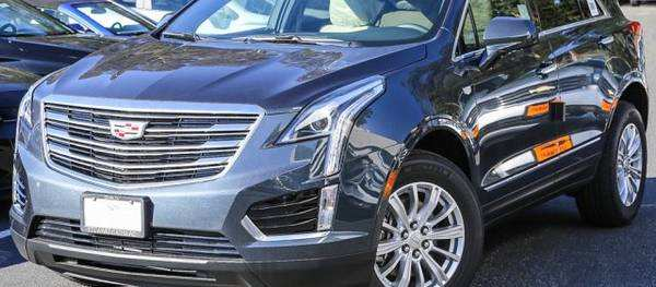 37 A 2019 Cadillac Srx Price Design And Review