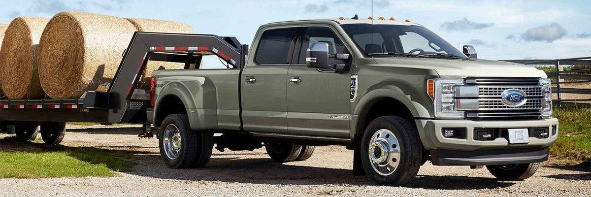 37 A 2019 Ford F 450 Configurations