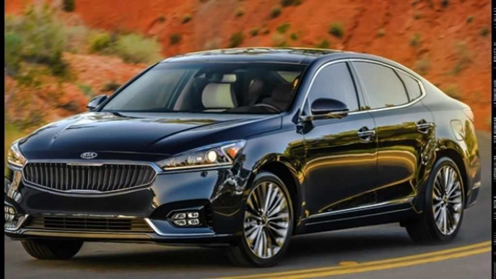 37 A 2019 Kia Cadenza Photos