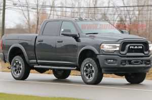 37 A 2020 Dodge Ram 2500 For Sale Exterior and Interior