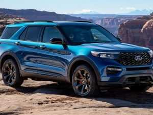 37 A 2020 Ford Explorer Price