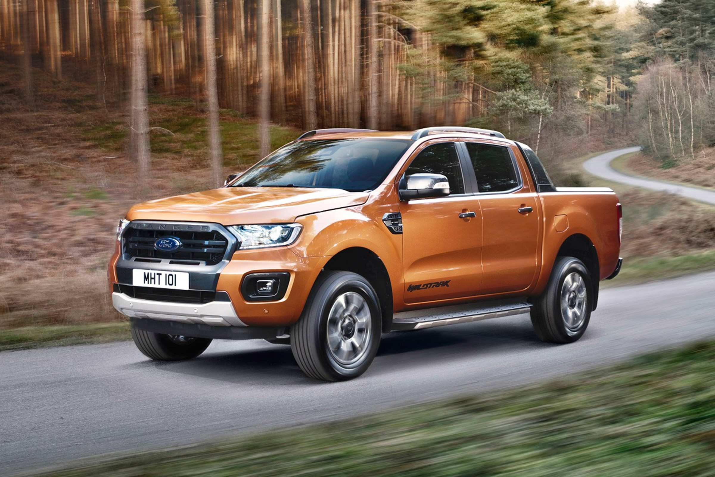 37 A 2020 Ford Ranger Wildtrak Concept And Review