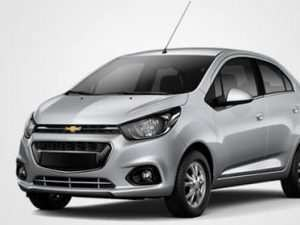 37 A Chevrolet Beat 2019 New Concept