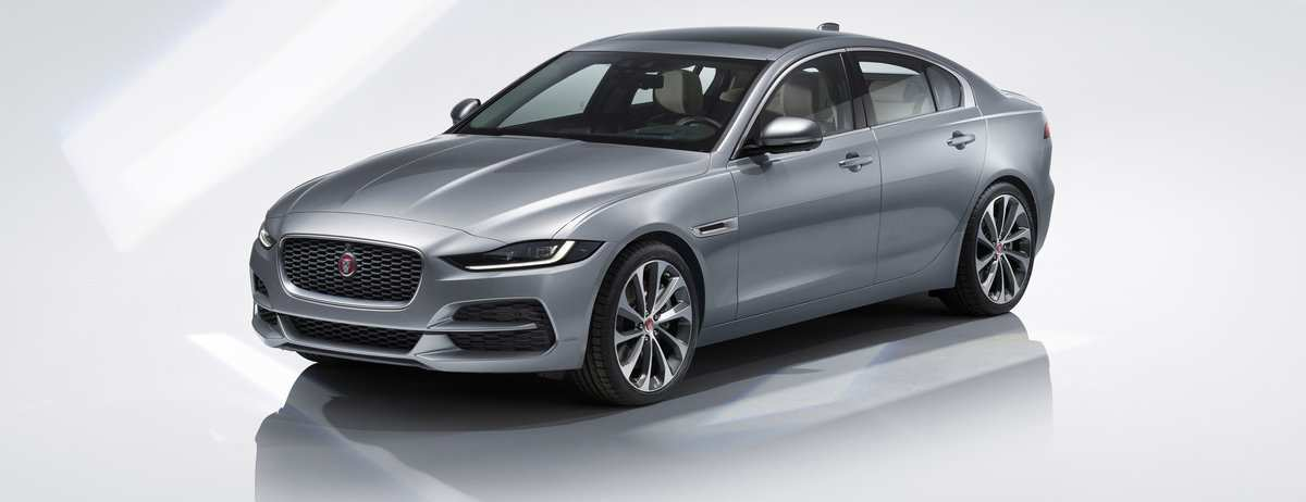 37 A Jaguar Xe 2020 Interior New Review