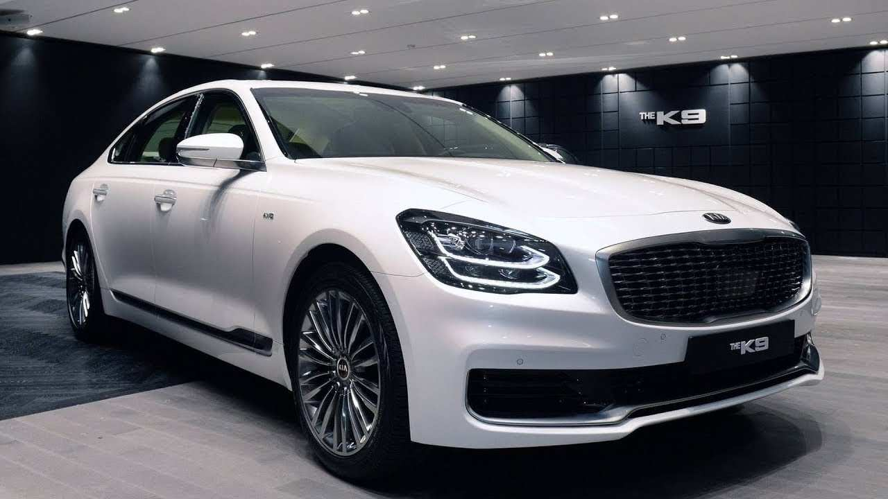 37 A Kia K9 2020 Price And Release Date