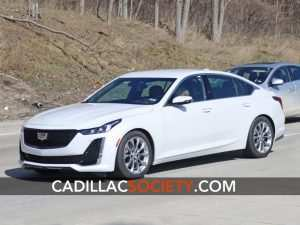 37 A Photos Of 2020 Cadillac Ct5 New Model and Performance