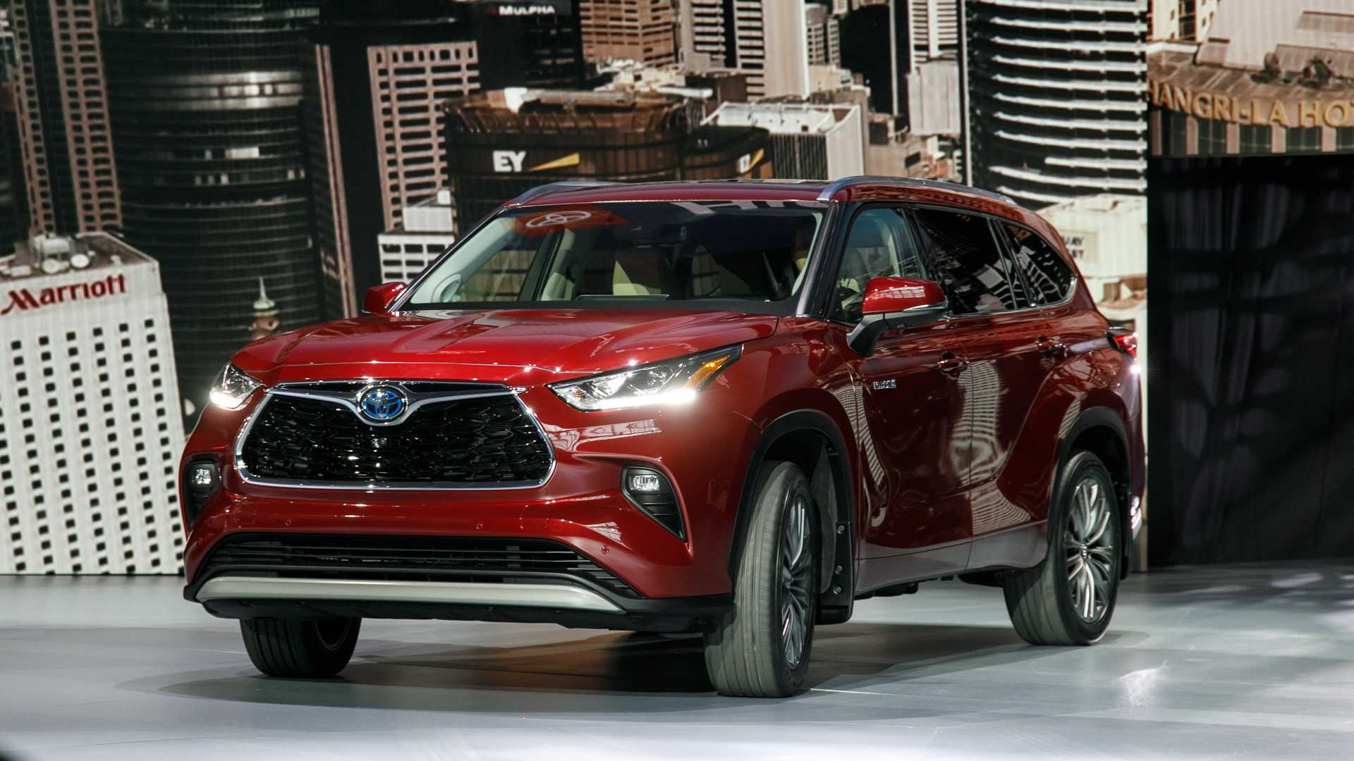 37 A Toyota Kluger New 2020 Price And Review