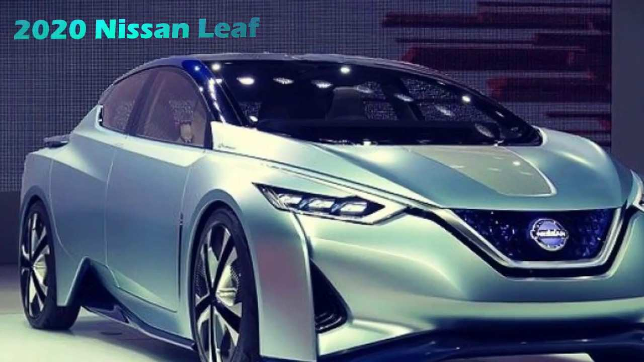 37 A Toyota Leaf 2020 New Model and Performance